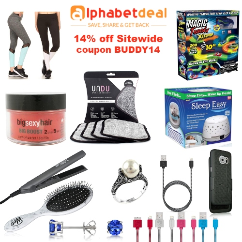 Alphabet Deal Coupon