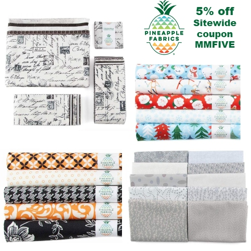 Pineapple Fabrics Coupon
