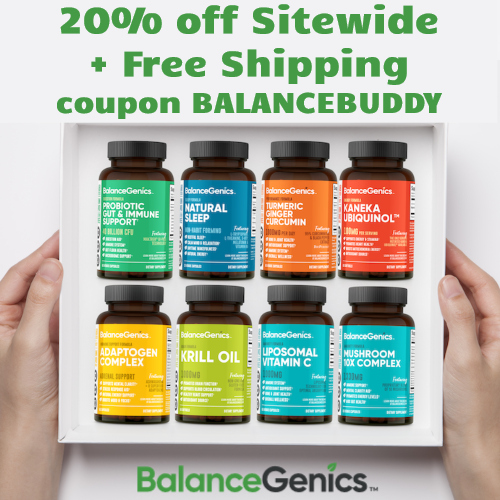 BalanceGenics Coupon