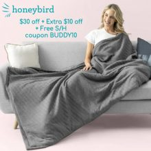 Honeybird Weighted Blankets Coupon