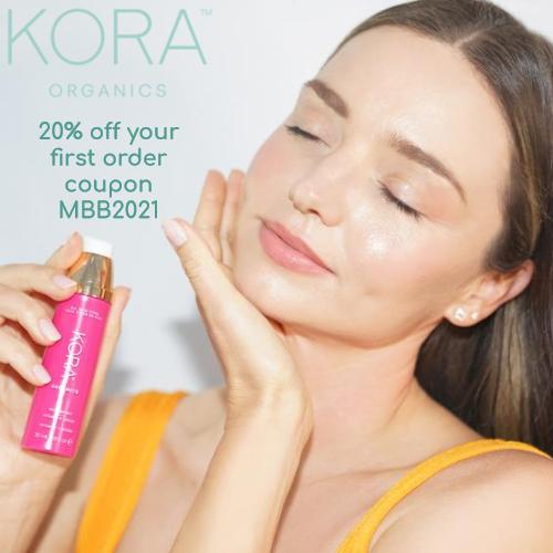 Kora Organics Coupon