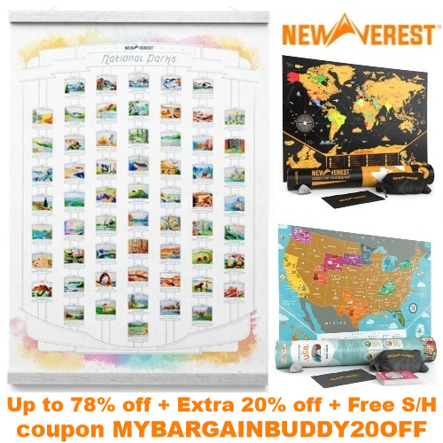 newverest coupon