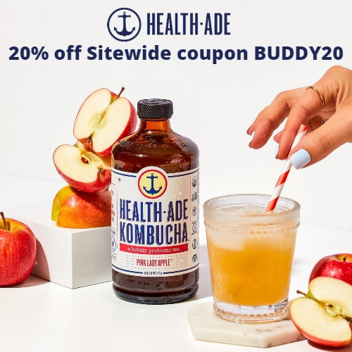 Health-Ade Coupon