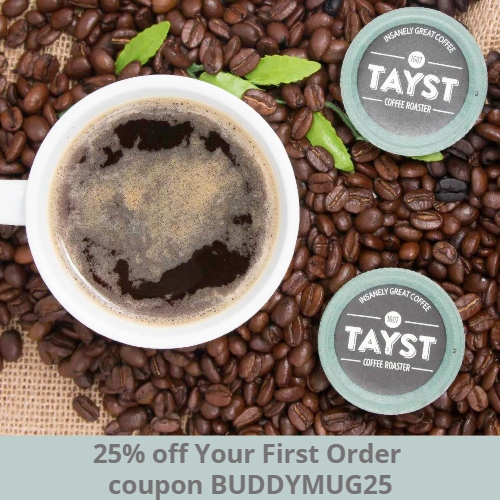 Tayst Coffee Coupon