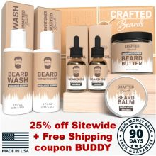 Crafted Beards Coupon