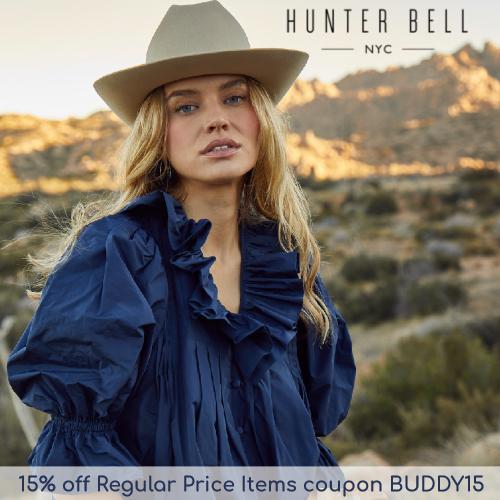 Hunter Bell NYC Coupon