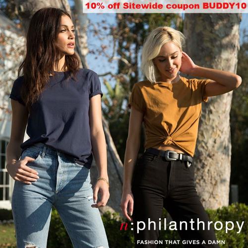 N:Philanthropy Coupon