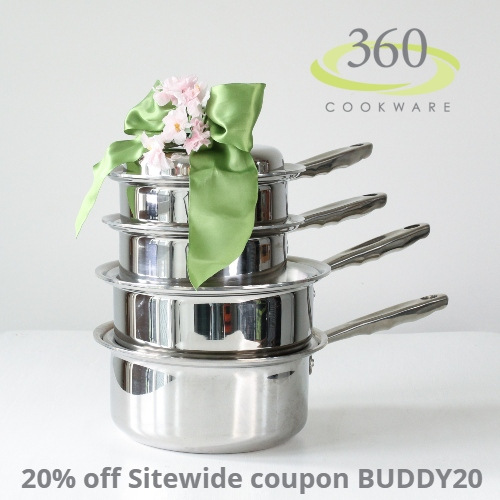 360 Cookware Coupon