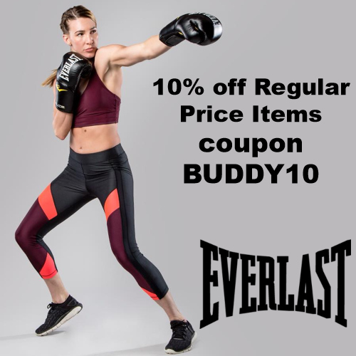 Everlast Coupon