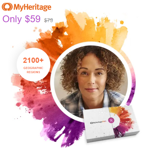 myheritage dna discount