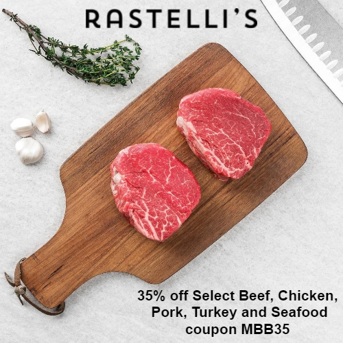 Rastelli's Coupon