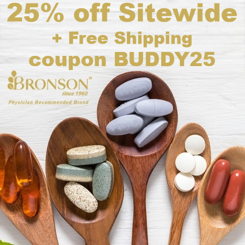 bronson vitamins coupon code