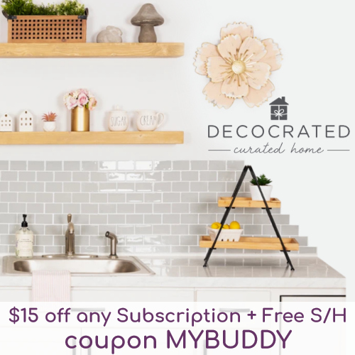 decocrated coupon