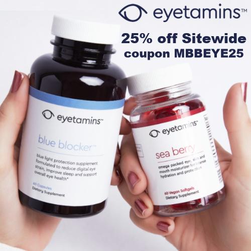 Eyetamins Coupon