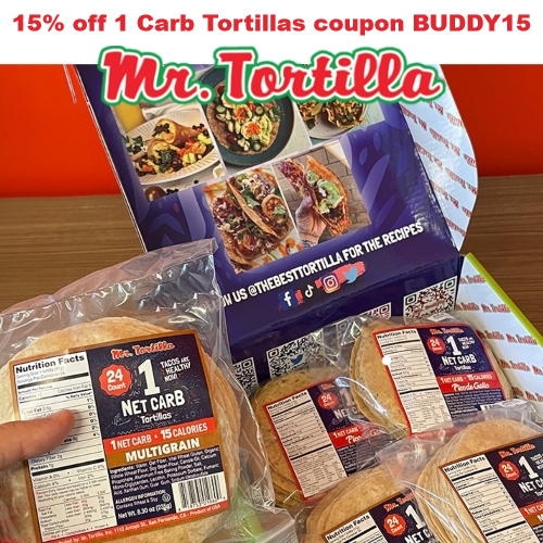 Mr. Tortilla Coupon