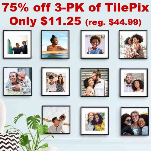 Tilepix coupon
