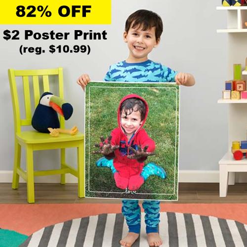 Walgreens poster coupon