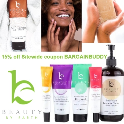 Beauty by Earth Coupon