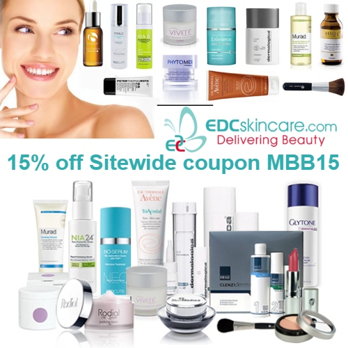 EDC Skincare Coupon