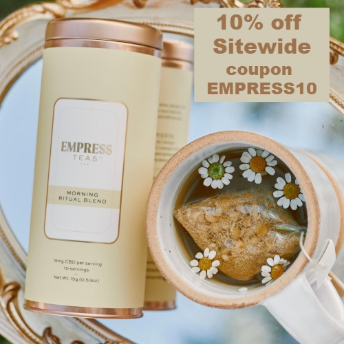 Empress Teas Coupon
