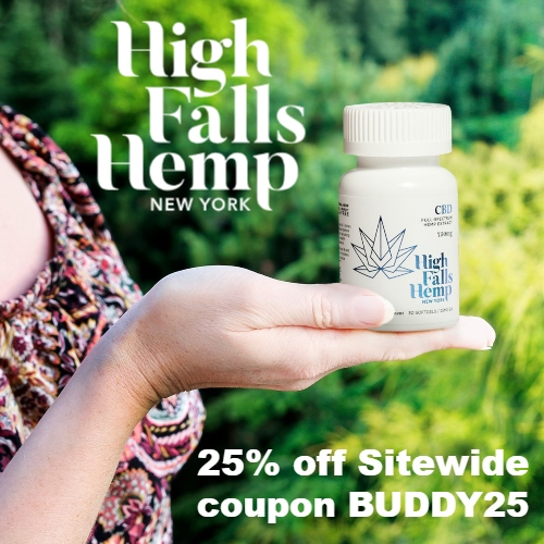 High Falls Hemp NY Coupon