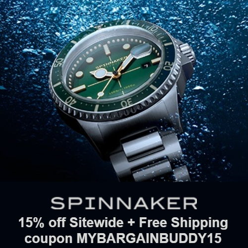 Spinnaker Coupon