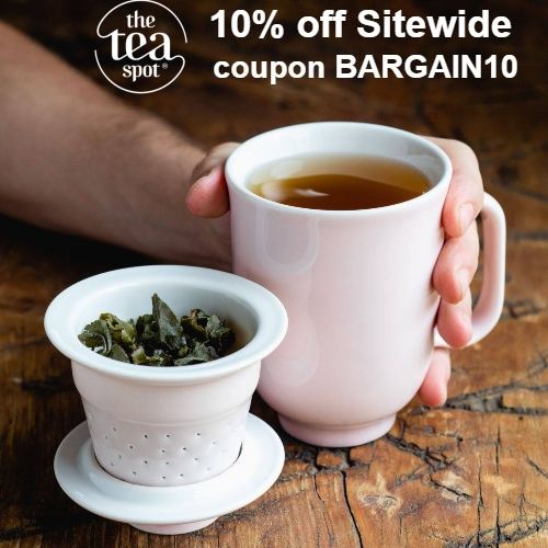 The Tea Spot Coupon