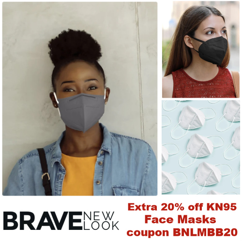 Brave New Look Coupon