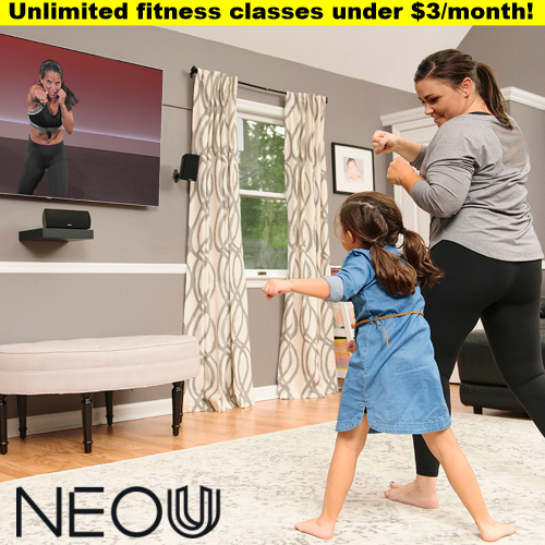 NEOU Fitness Annual Membership discount