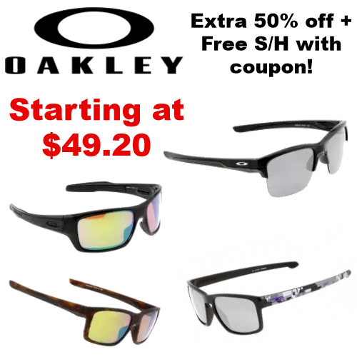 Oakley Sunglasses clearance