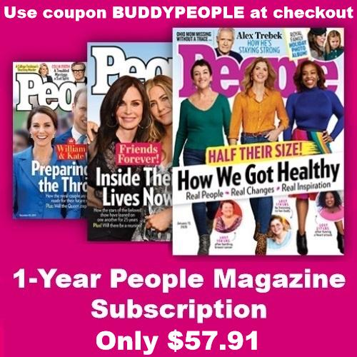 people magazine deal