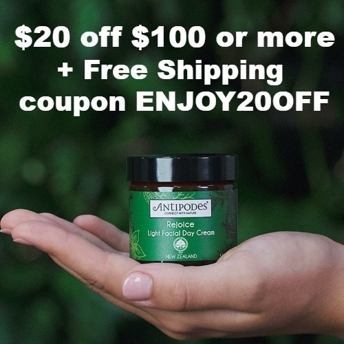 Antipodes Coupon