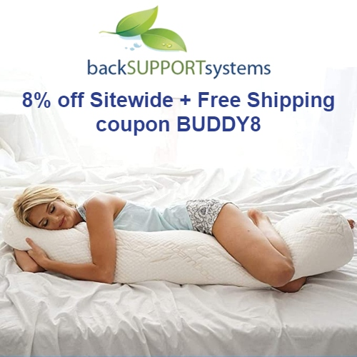 Back Support Systems Coupon