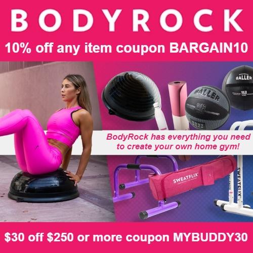 BodyRock Coupon