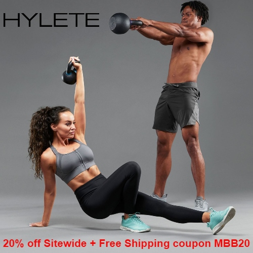 Hylete Coupon