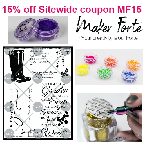 Maker Forte Coupon