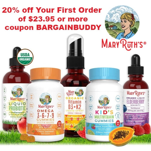 MaryRuth's Coupon