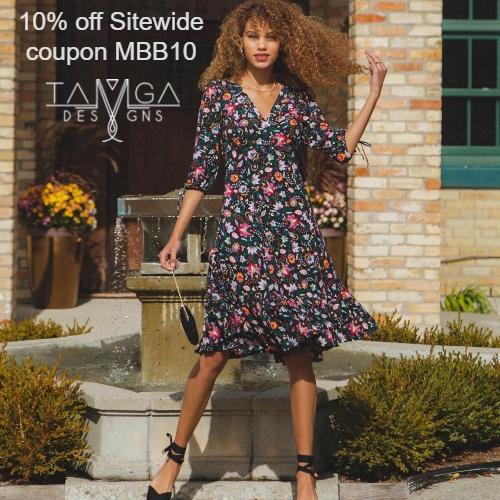 TAMGA Designs Coupon