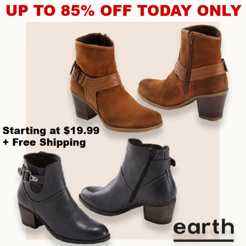 boots by earth sale