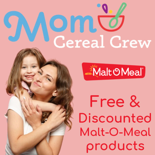 Malt-O-Meal Mom Cereal Crew