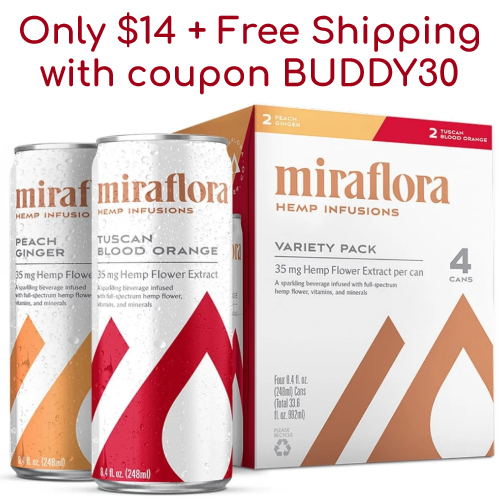 miraflora hemp infusions