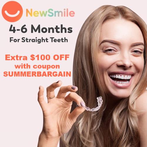 newsmile coupon