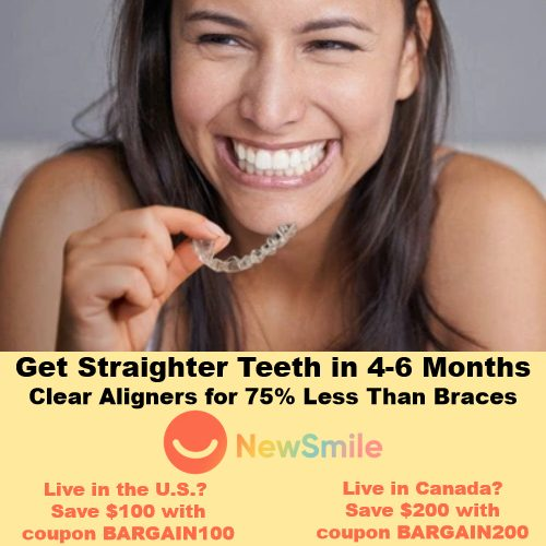 newsmile aligners coupon