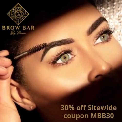 Brow Bar by Reema Coupon