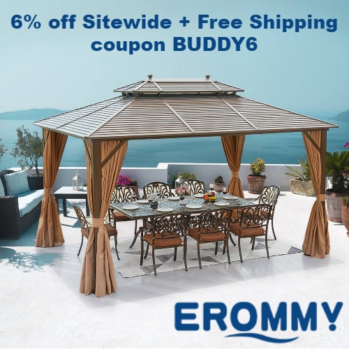 Erommy Coupon