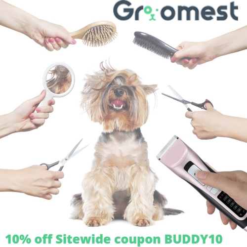 Groomest Coupon