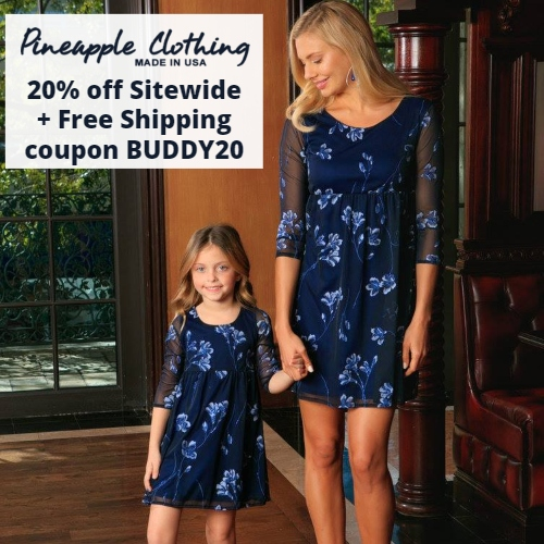 Pineapple Clothing Coupon