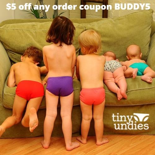 TinyUndies Coupon