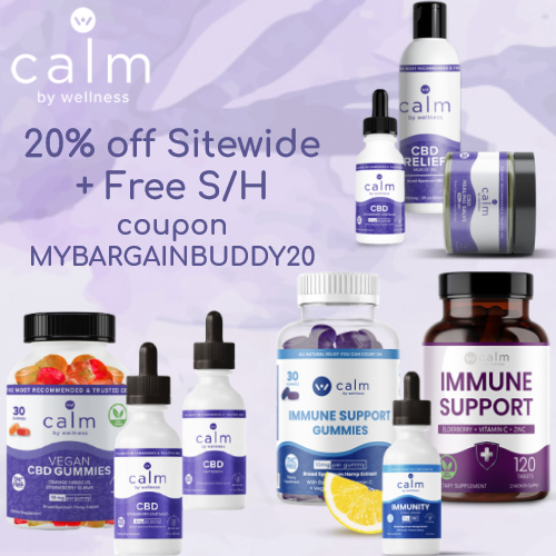 calm by wellness coupon