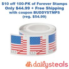 forever stamps on sale
